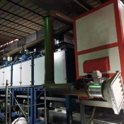 乐途环保 橡胶催化燃烧设备 宜昌废气处理设备