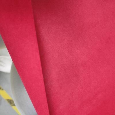 红色无纺布