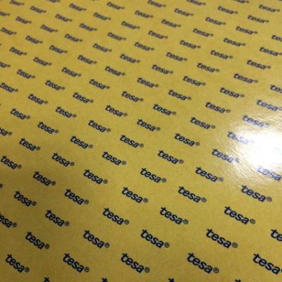 德莎62646    基材:PE泡棉 厚度:0.3(mm)宽度:940(mm)颜色:黑色 适用范围:电子 tesa 62646是一款黑色双面含PET加强的泡棉胶,改性丙烯酸胶系。 tesa62646特性: 极高的粘接强度 高度服贴性泡棉基材,具有优秀的抗震性能 强性能胶系具有较高的抗推出性能 良好的密封性能可耐湿防尘 防水 PET加强膜易千亿国际娱乐网址,易操作 主要应用 触摸屏固定 移动中的视窗固定 笔记本中LCD盖板或前盖固定 固定不平整及粗糙表面