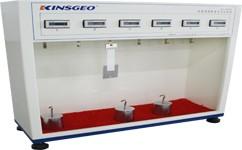 KJ-6006A6组胶带保持力试验机 不干胶带持粘性测试仪胶带粘性测试仪