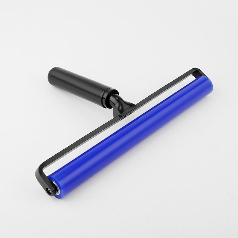 贴膜压膜粘尘硅胶滚轮