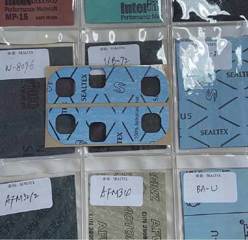 ST-2058无石棉环保密封垫片材料