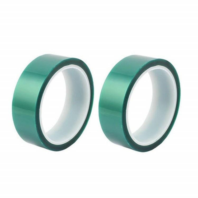 绿色PET高温遮蔽保护胶带