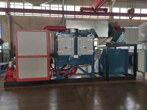 工业催化燃烧设备 荆州催化燃烧设备厂家乐途环保
