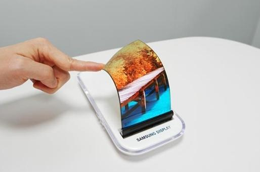 智能手机柔性屏火爆,纳米银线导电膜迎来市场新风口