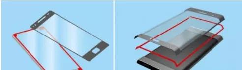 PUR热熔胶在智能手机TP与支架粘接中的应用