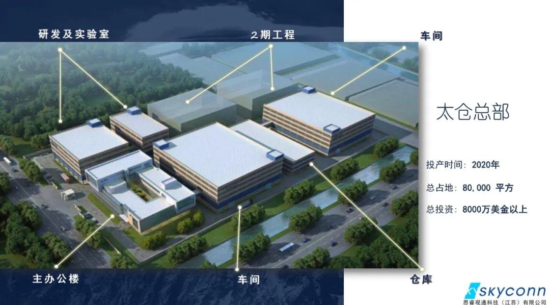 【招聘】思睿观通科技(江苏)有限公司最新招聘职位